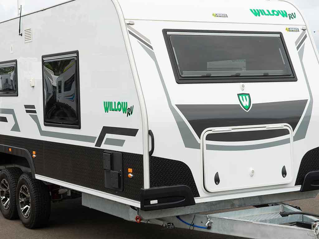 Caravan Spare Parts | Genuine Willow RV Spare Parts