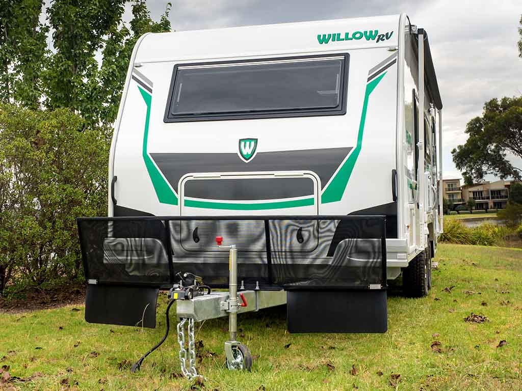 willow rv caravan safety technology